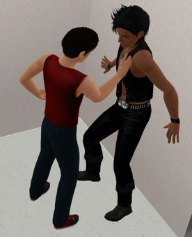 TOP 10 poses - Les disputes - Direct Sims | Direct Sims | Scoop.it