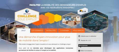 #OpenInno : Les startups, partenaires clé de la transformation de Pôle Emploi | Postal innovation in digital business | Scoop.it