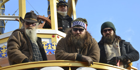 What It's Like to be Gay In the State of Duck Dynasty (Hint: It's Very, Very Bad) - Huffington Post   Racism   Scoop.it