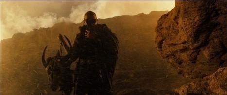 Comic-Con 2013: Riddick trailer (18+) - CineStar | Sci-Fi Chronicle | Scoop.it