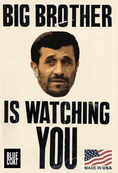 #BlueCoat : tu vas avoir du mal avec ton #spanous© : 171 appliances en Iran, 34 en Syrie : Reflets | Libertés Numériques | Scoop.it