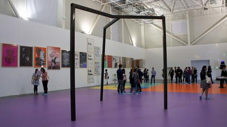 Un parcours graphique au Printemps de l'Art Contemporain / ETAPES Magazine | Revue de presse | Scoop.it