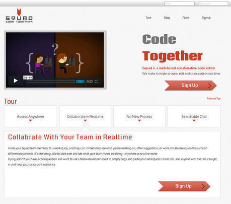 14 Online Code Editors For Web Designers And Developers | Time to Learn | Scoop.it