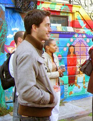 Precita Eyes Muralists San Francisco | One Man's Personal Interest: An Exploration of Street Art and Propaganda | Scoop.it