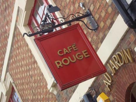 UK restaurant chain Cafe Rouge eyes UAE debut | ChefCentral | Scoop.it