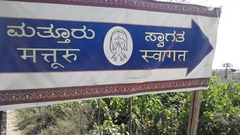 Indian village where people speak in Sanskrit | Holotúria | Scoop.it