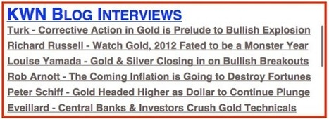 Pento - #Bond #Bubble to Destroy #US #Dollar & Restore #Gold | Commodities, Resource and Freedom | Scoop.it