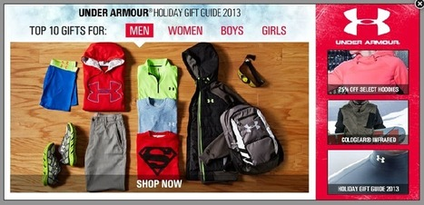 Under Armour Used Real-Time Data, Display Ads to Drive Holiday Sales | Conteaxtualized communications | Scoop.it