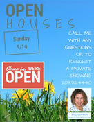 Open H O U S E S this Sunday… Plan Your Day Right Here! | Linda Raymond Real Estate Blog, Fairfield, Westport & More | Real Estate | Scoop.it