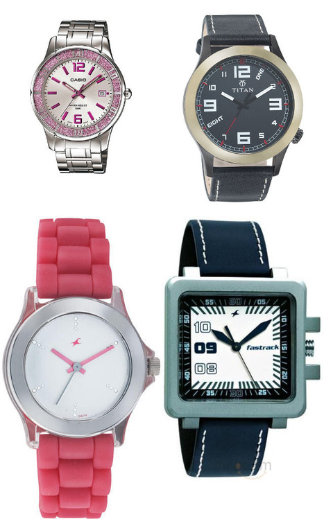Fashion Watches Online, Buy Fashion Watches for Men & Women in India - Infibeam.com | Online Shopping Store | Scoop.it