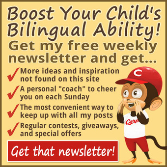 Great Resources | Raising a Bilingual Child (Spanish & English): Resources for Teachers and Parents | Scoop.it