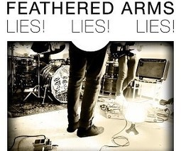 Feathered Arms – Lies! Lies! Lies! (NBHAP Exclusive Download)   New Albums and Free Streams   Scoop.it