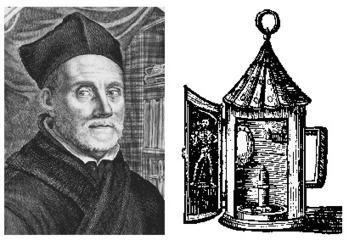 The Magic Lantern-1640 | History of Cartoons | Scoop.it