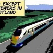 HS2 – Except For Viewers In Scotland | National Collective | Referendum 2014 | Scoop.it