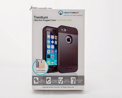 Kevin Simplifies: iPhone 5/5s   New Trent Trentium Ultra-thin Rugges Case   Aging health   Scoop.it
