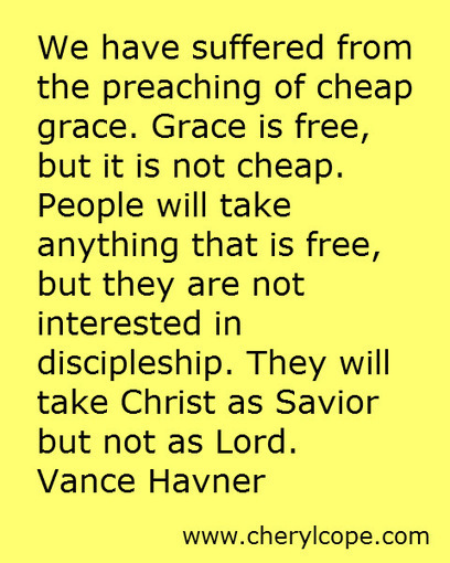What is Grace? | Cheryl Cope | Christian Devotionals | Scoop.it