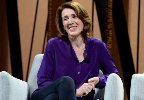 Why I Couldn't Let the Sexist 'Lady CFO' Comment About Ruth Porat Slide | Empowering Women Entrepreneurs | Scoop.it