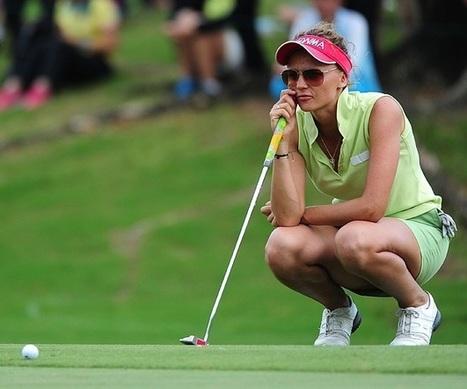 LET : Le top 10 pour Celine HERBLIN et Cassandra KIRKLAND | Golf, infos et insolite avec Fasto sport | Scoop.it