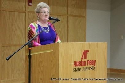 Sue Freeman Culverhouse Discusses Tennessee Authors at Clarksville Writers' Conference Luncheon - Clarksville, TN Online | Tennessee Libraries | Scoop.it