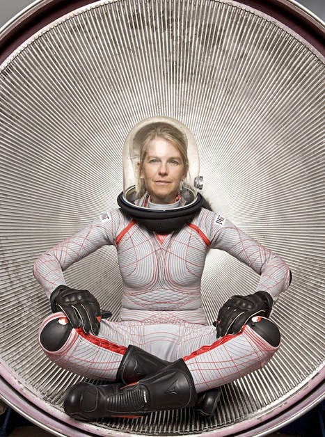The Evolution of the Spacesuit | Space matters | Scoop.it