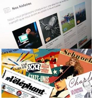 Une nouvelle génération de médias fait le pari du long-format en ligne | DocPresseESJ | Scoop.it
