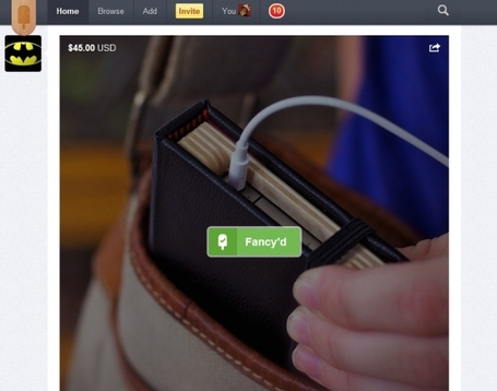 Social curation site Fancy to compensate users for their influence | Managing options | Scoop.it