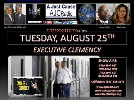 A Just Cause - Executive Clemency | SocialAction2015 | Scoop.it