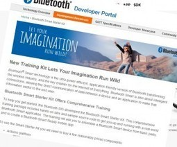 Bluetooth Smart Starter Kit targets quick prototyping - ElectronicsWeekly.com | Internet of Things | Scoop.it