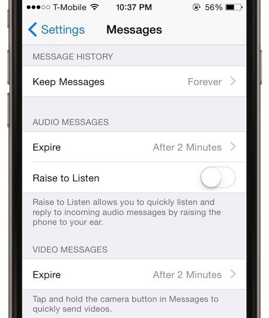 Seven privacy settings you should change immediately in iOS 8 | ZDNet