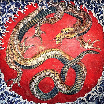 "Carl Jung Depth Psychology: Carl Jung on the meaning of the ""Dragon"" 