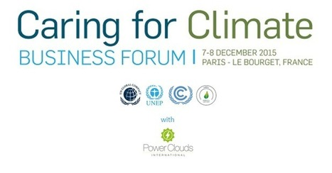 Power Clouds est invité à participer à la COP21 de Paris | Succes4you | Scoop.it