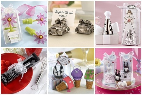Looking for Perfect Wedding Favors Ideas | Wedding Blor | Scoop.it