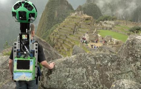 Machu Picchu en Street View | ArqueoNet | Scoop.it