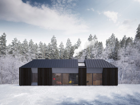 'Tind' Prefab Houses by Stockholm-based Design Studio Claesson Koivisto Rune | Sustain Our Earth | Scoop.it