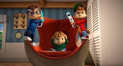 Animation Magazine - PGS Hits 100% Carriage for 'ALVINNN!!!' in Europe | ALVINNN!!! and The Chipmunks | Scoop.it