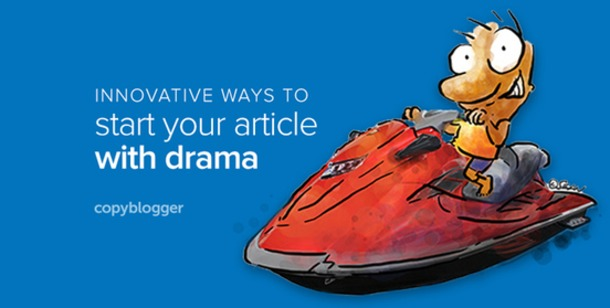 How to Rev Up Your Article from the Start | Small Business On The Web | Scoop.it