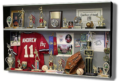 Buy The Best Trophy Display Case | Best Wall Mounted Glass Display Cases | Scoop.it