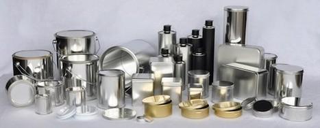 Des boîtes métal qui serviront de bases pour vos #cadeauxinvités ou la #déco : #MyLittleTinBox #Mariage   Objectif Mariage   Scoop.it
