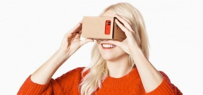 Google Cardboard VR Update Includes Android, Unity SDKs | API | Scoop.it