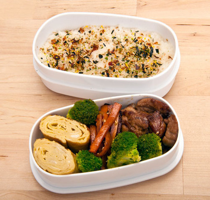 Bento box review: Atsuben Kun heats up your lunch   Bento en france   Scoop.it