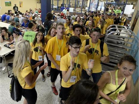 Youth from across Canada gather in Gatineau for francophone games | French studies | Scoop.it