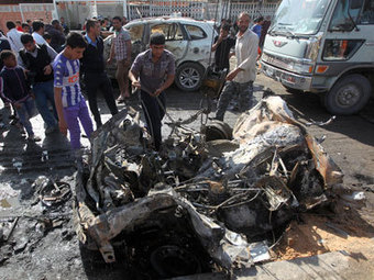 At least 37 killed in spate of deadly #Iraq bomb blasts | From Tahrir Square | Scoop.it