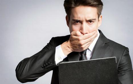 Les mots à ne pas employer en entretien d'embauche ! | Cabinet Emprise | Scoop.it