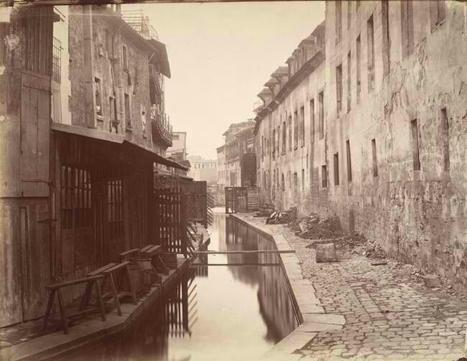 À quoi ressemblait Paris en 1860 ? (en images) | Nos Racines | Scoop.it