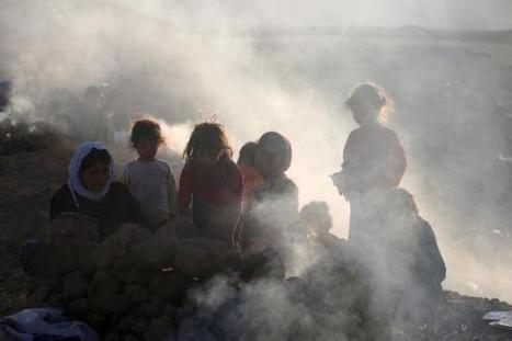 Des enfants vendus, crucifiés, enterrés vivants par l'EI | Vocalises internationales | Scoop.it