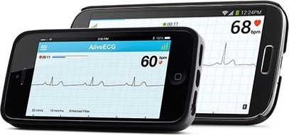 AliveCor Receives FDA Clearance to Detect Atrial Fibrillation | Digitized Health | Scoop.it