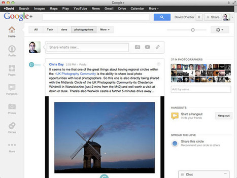 Master Google+ - Macworld | Into the Driver's Seat | Scoop.it