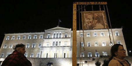 Entre la Grèce et l'Allemagne, une relation ancienne et tumultueuse   Blanc grec   Scoop.it