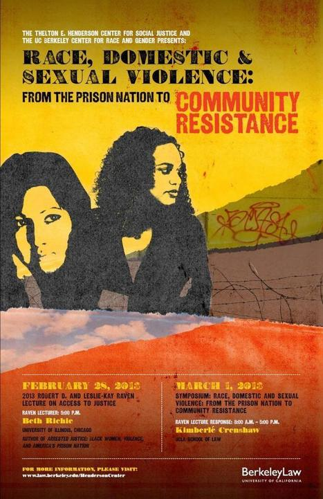 Race, Domestic and Sexual Violence: From the Prison Nation to Community Resistance   The1stStarr   Scoop.it