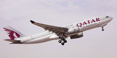 Qatar Airways Cargo surges to become world's third leading cargo carrier - American Journal of Transportation | AIR CHARTER CARGO AND FREIGHT | Scoop.it